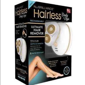 🆕 Painless Hair Remover for Body & Legs